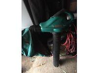 Bosch ALS 25 leaf blower/vacuum
