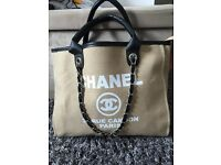 Cc women's beach holiday bag designer