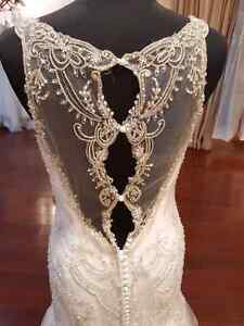 Jasmine Bridal Wedding Gown Kingston Kingston Area image 2