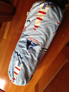 Sailboat body pillow
