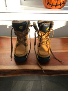 TimberlandKid's Chillberg Rime Ridge HP Waterproof Winter Boots