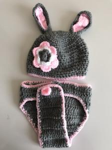 Bunny Newborn Prop