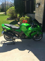 2012 Kawasaki Zx 1400R Limited Edition