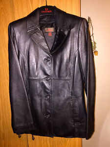 Danier Leather Jacket - great condition - classic style