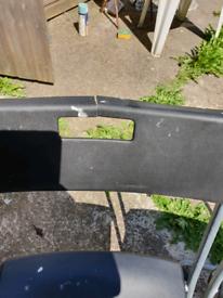 Garden foldable chair