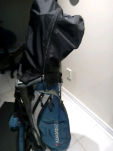 Callaway driver with complete iron set