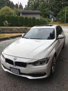 LEASE TAKEOVER - 2016 BMW 328i