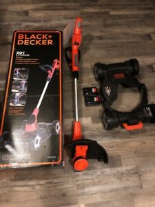 BLACK + DECKER 3-in-1 Trimmer/Edger