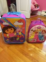 Kids suitcases for sale