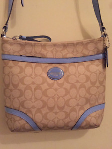 REDUCED PRICE: Authentic Coach Purse (brand new, never used)