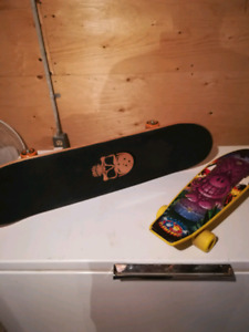 2 brand new skate boards mint condition