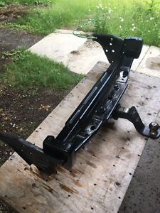 Tacoma Trailer Hitch & Receiver with bumper mounts & bolts