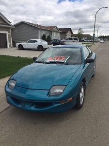 1997 Pontiac Sunfire SE Coupe (2 door)