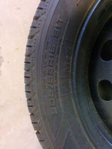 205/55/R16 Good Year UltraGrip Winter Tires