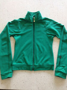 Lululemon jacket -  size 4 - fitted - green