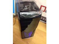 NEW FAST GAMING PC 8GB RAM 750GB HDD 4.1GHZ DUAL CORE WI-FI FREE DOORSTEP DELIVERY CSGO MINECRAFT