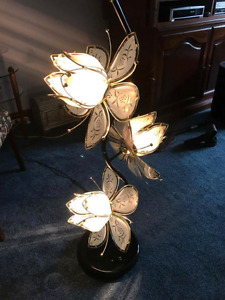 Flower Table Lamps Bar Stools