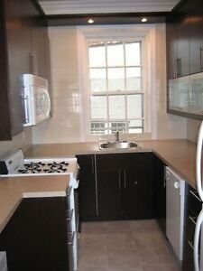 Renovated! Heated! 4 1/2 in NDG -10-15 min from downtown