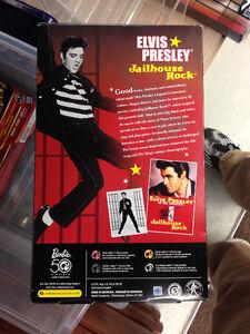 Elvis Presley barbie from Jail House Rock MIB sealed London Ontario image 2