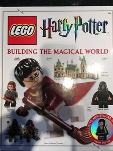 Harry Potter Lego Book with Figurine