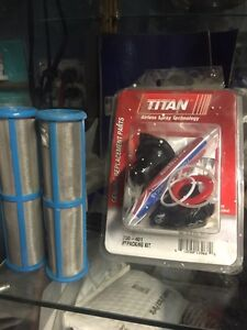 Paint sprayer accessories New and used Graco,Titan Strathcona County Edmonton Area image 8