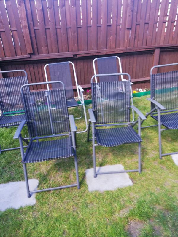 6 garden chairs   in Great Yarmouth, Norfolk   Gumtree