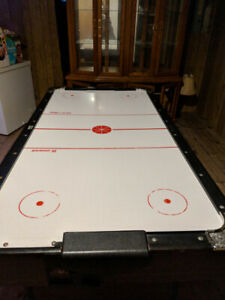 Table air hockey a vendre