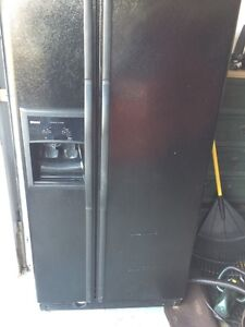 Kenmore french doors (side/side) with ice maker