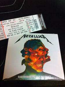 Metallica - August 14, 2017 - Vancouver