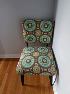 For Sale Vintage Chair used for decor purposes.