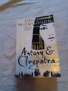 Anthony & Cleopatra by Colleen McCullough