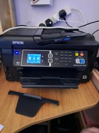 Epson Workforce Duplex printer / scanner 4 in one WF-3620