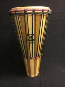 Canadian Made Ashiko drum - Plays like a djembe!