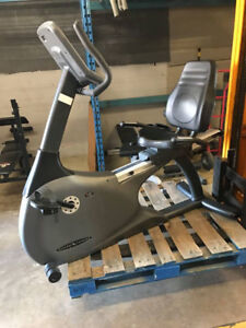Home and commercial grade cardio equipment