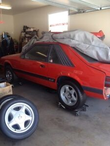 1985 Ford Mustang GT 5speed