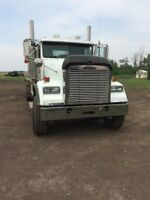Tri-Drive Water Truck For Hire