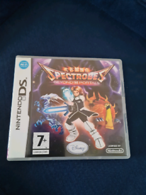 Spectrobe beyond the portals DS