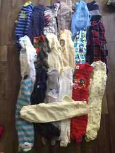 3-6 months boys lot with over 140 items Kitchener / Waterloo Kitchener Area image 4