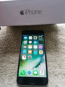 IPhone 6+ 64gig avec Telus Koodo Public mobile
