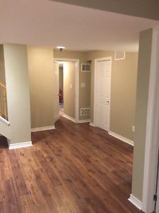 1 bedroom basement apartment in Milton