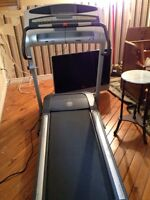Foldable treadmill *ashley please email me again*