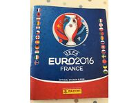 Euro 2016 Panini Stickers - lots to swap
