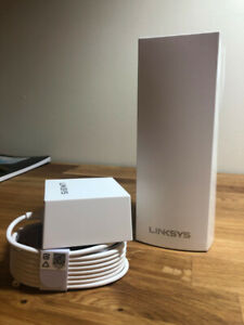 NEW Linksys Velop AC2200 Tri-Band WiFi Router ($199 Retail)