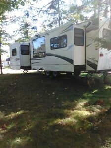 31ft cougar by Keystone trailer Belleville Belleville Area image 2