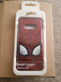 NEW Marvel Spiderman Smart Cover for Samsung S10e BRAND NEW phone case