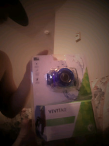 Vivitar action cam(like a gopro)