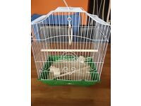 Small bird cage like new