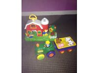 Old macdonald farm toy
