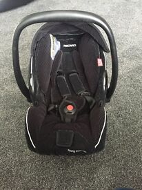 Recaro young profi plus car seat for sale £25