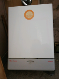 Gloworm Micron 40 FF Boiler gas central heating